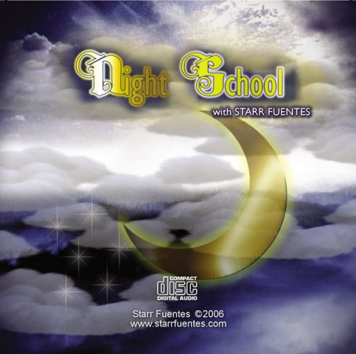 Night School Audio Meditation CD