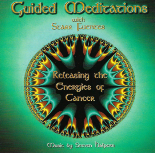 Healing the Energies of Cancer | Guided Meditation CD